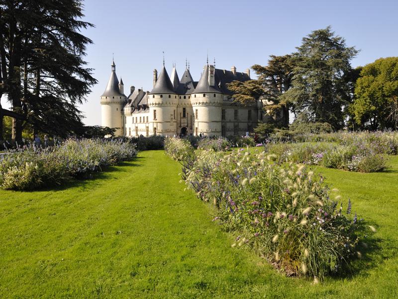 Domaine Et Chateau De Chaumont Association Chateaux De La Loire